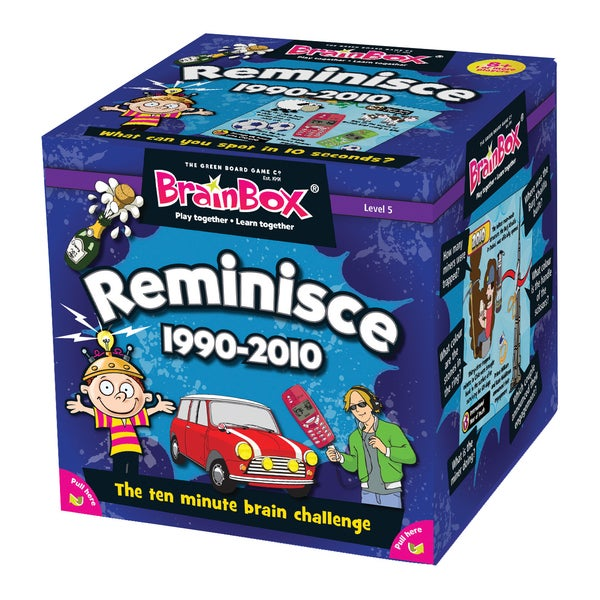 BrainBox - Reminisce 1990-2010