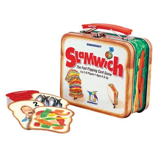 Slamwich Deluxe Card Game in a Tin