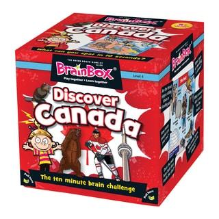 BrainBox - Discover Canada