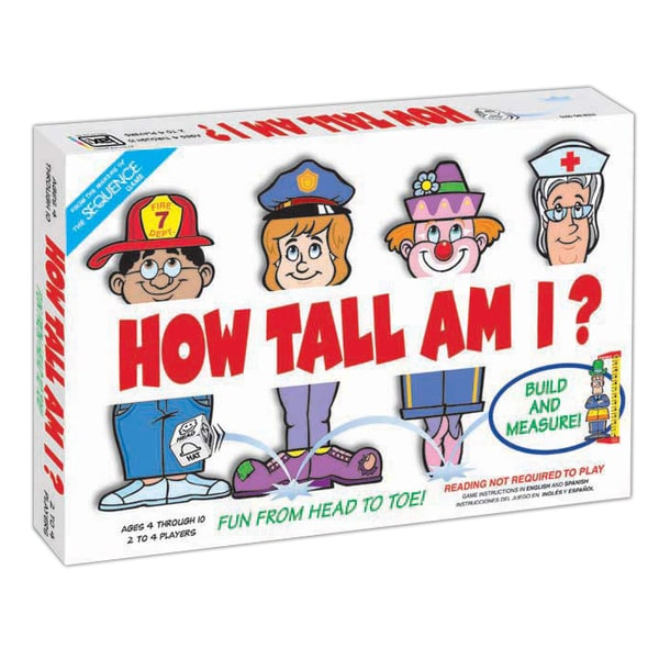 How Tall Am I? Game