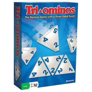 Pressman Toy Tri-Ominos Game