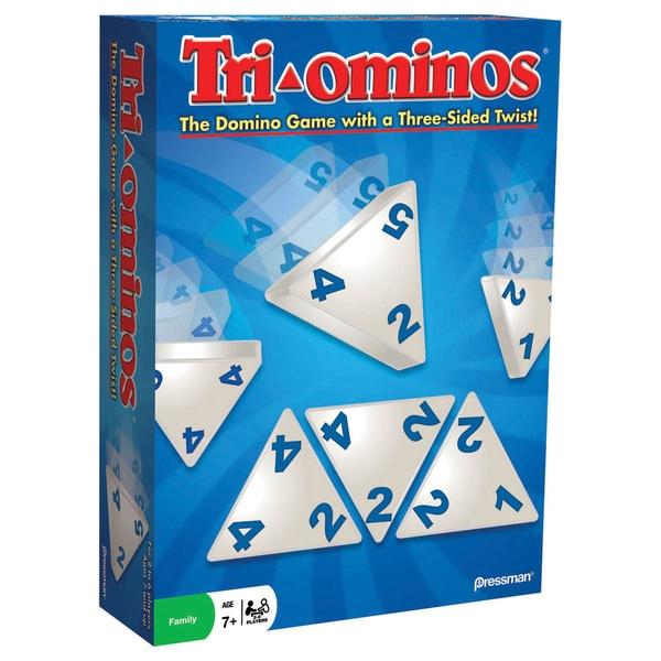 Pressman Toy Tri-Ominos Game