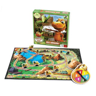 Pressman Toy Dinosaur Train All Aboard