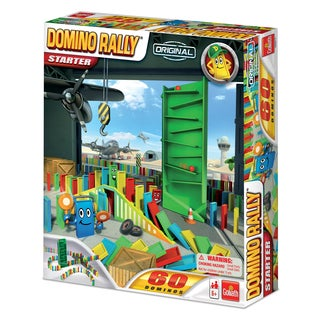 Goliath Domino Rally Starter Game