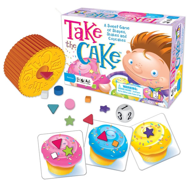Take the Cake Board Game