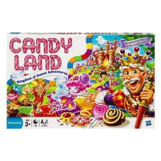 Candy Land The Kingdom of Sweet Adventures Game