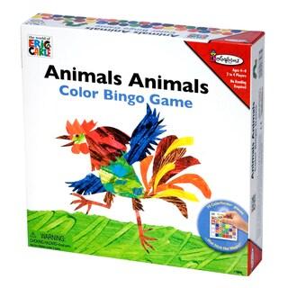 Animals, Animals Colors Bingo Game