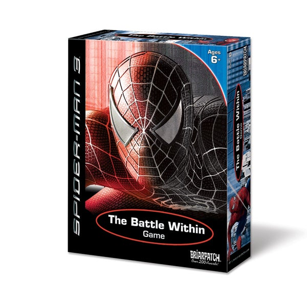 Spiderman 3 Battle Within