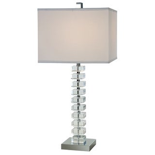 'Ascention ll' Crystal Table Lamp