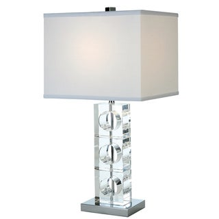 'Rhapsody' Crystal Table Lamp