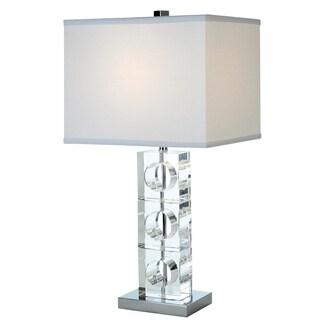 'Rhapsody' Crystal Table Lamp