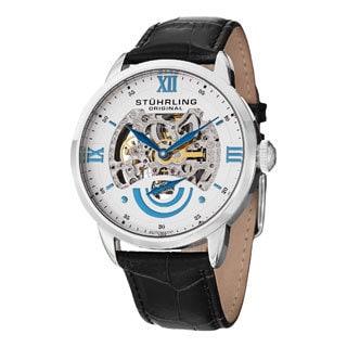 Stuhrling Original Men's Executive II Automatic Strap Watch
