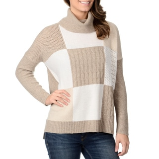 Ply Cashmere Women's Novelty Cashmere Sweater