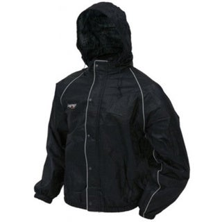 Frogg Toggs Road Toad Jacket Black