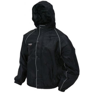 Frogg Toggs Road Toad Jacket Black 12214762