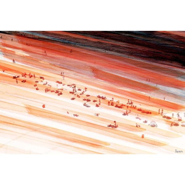 'Zona Sul' Canvas Art