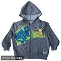 Kids Jumper the Jaguar Hoodie with Finger Puppet Jaguar Toy