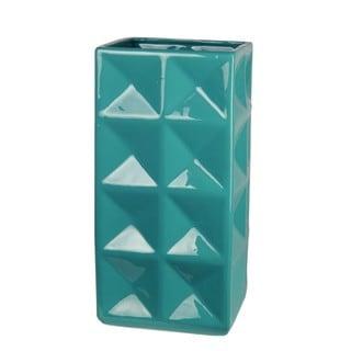 Privilege Turquoise Ceramic Vase