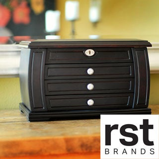 Dynasty Locking Jewelry Chest