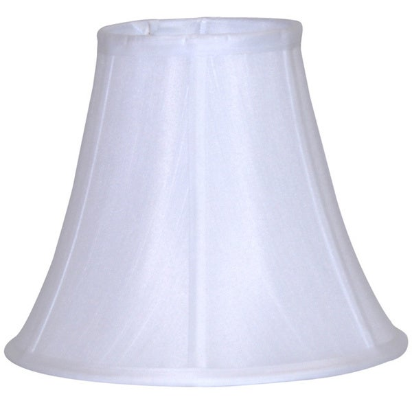 Pongee Silk Bell Lamp Shade