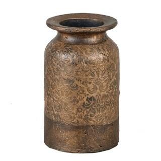 Privilege Medium Tuscan Ceramic Floral Vase