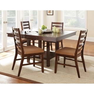 Emery with Lazy Susan Dining Table Set