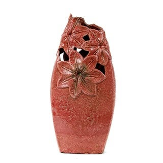 Privilege Large Flower Ceramic Vase