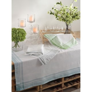Plaid Table Topper