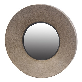 Privilege Medium Metal Beveled Mirror