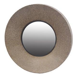 Privilege Medium Metal Beveled Mirror