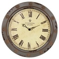 Privilege Vintage Wooden Wall Clock