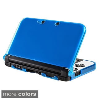 INSTEN TPU Rubber Case Cover for Nintendo 3DS XL / LL