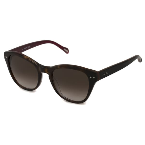 Fossil Women's Macie Cat-Eye Sunglasses