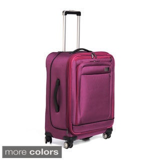 Eagle Creek Ease 25-inch Medium Expandable Spinner Upright Suitcase