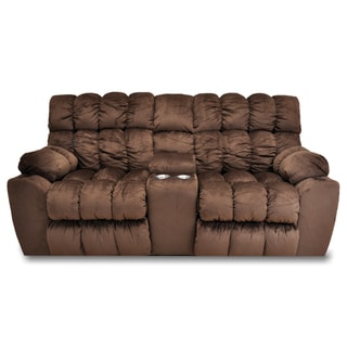 Franklin Brayden Umber Motion Loveseat