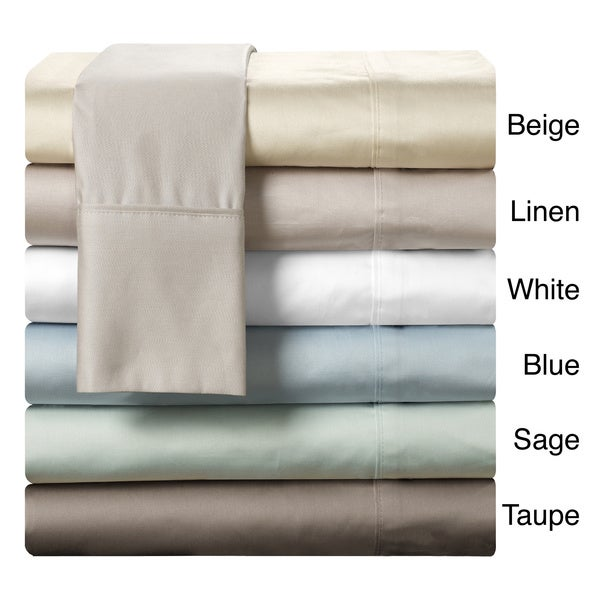 Chic Home 1000 Thread Count Egyptian Cotton Deep Pocket Sheet Set