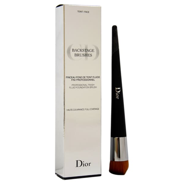 Christian Dior Backstage Foundation Full Coverage Fluid Makeup Brush