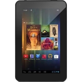 "Ematic EGQ307 8 GB Tablet - 7"" - Wireless LAN - 1.50 GHz - Yellow"