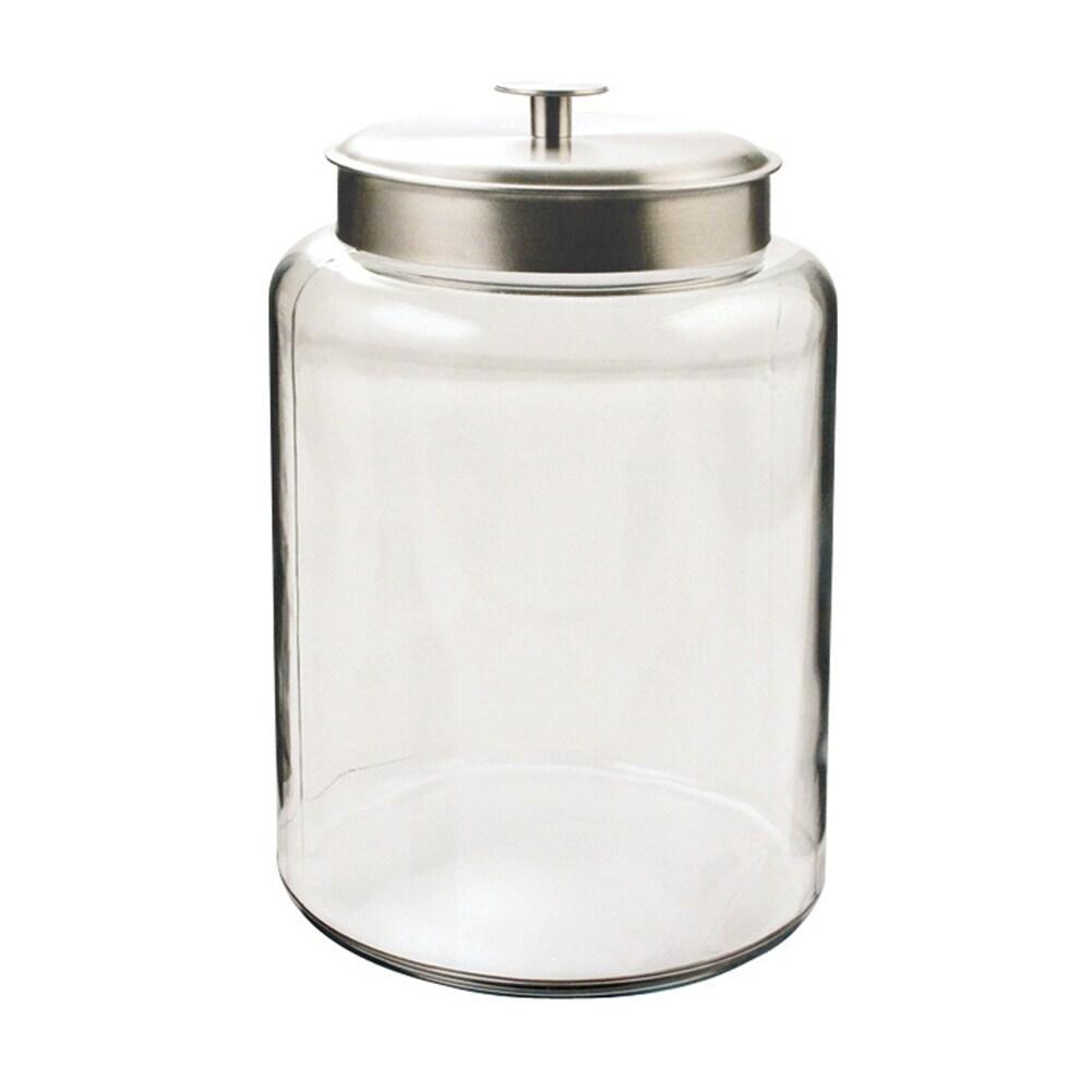 Anchor Hocking 2.5-gallon Montana Jar with Aluminum Cover at Sears.com