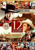 12-Movie Westerns (DVD)