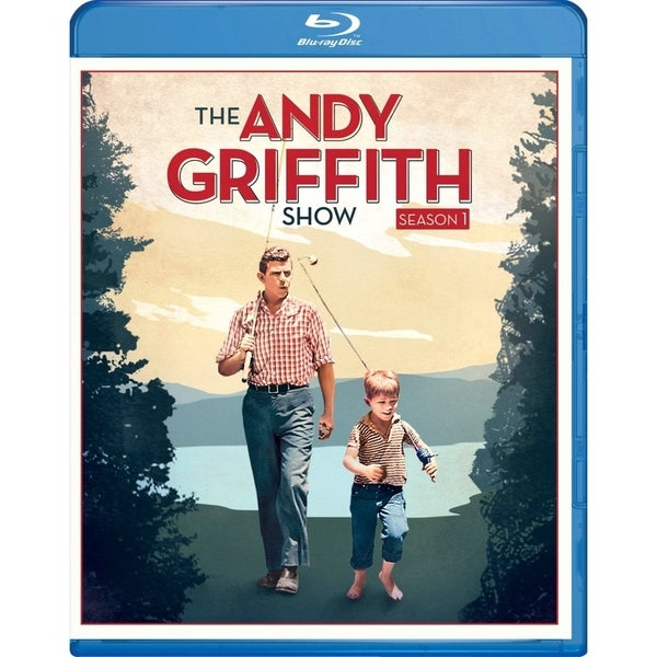 The Andy Griffith Show: The Complete First Season (Blu-ray Disc) 12216734