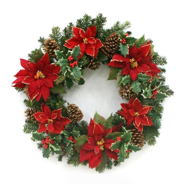 Holiday Classic Wreath