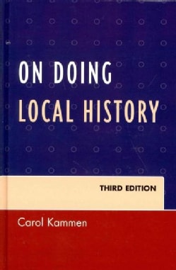 On Doing Local History (Hardcover)