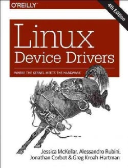 Linux Device Drivers (Paperback)
