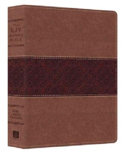 Holy Bible: King James Version Journaling Bible (Paperback)