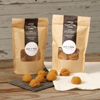 Flourless Peanut Butter Cookies (Pack of 2)