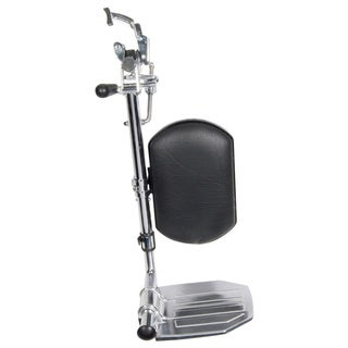 Bariatric Sentra Wheelchair Elevating Legrests