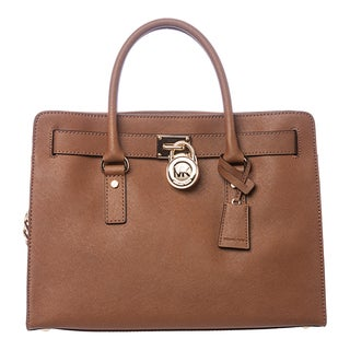 MICHAEL Michael Kors 'Hamilton' Luggage East West Satchel