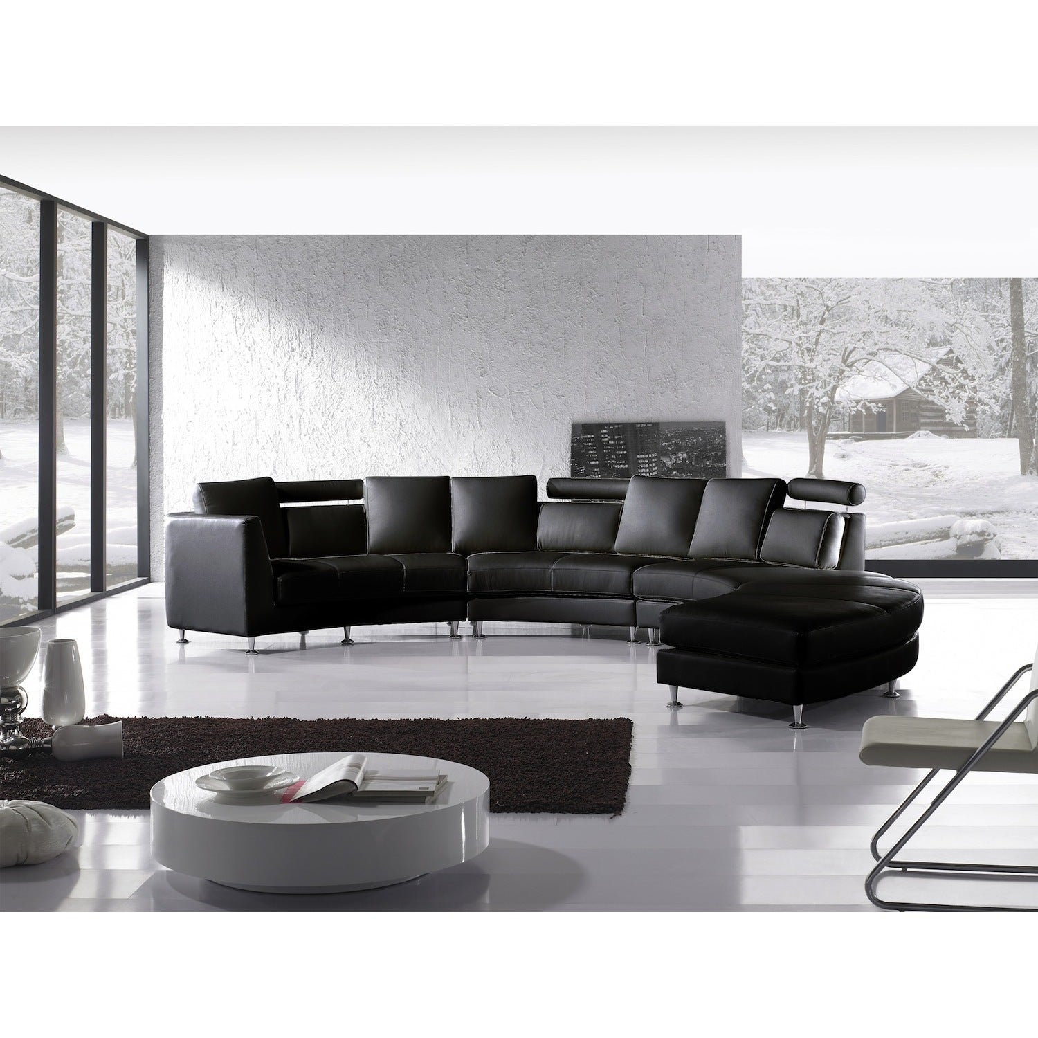 Large Circular Sectional Sofas: Privacy Policy