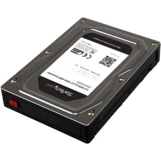 "StarTech.com 2.5"" to 3.5"" SATA Aluminum Hard Drive Adapter Enclosure 12218230"